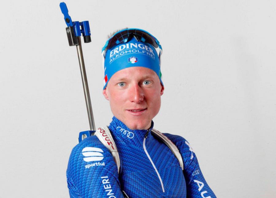 AZZURRO DELLA SETTIMANA (23) - Lukas Hofer (biathlon)