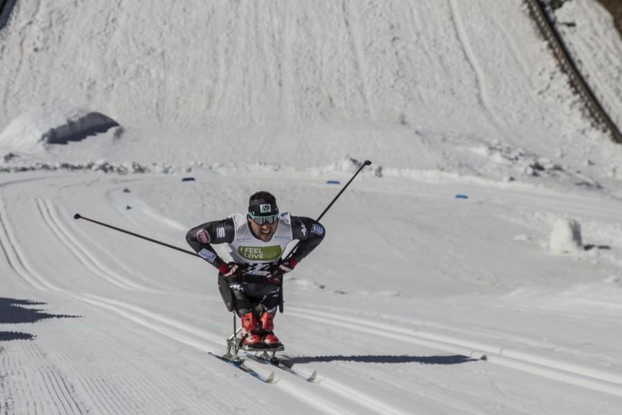 """Sci di Fondo - La nazionale paralimpica ha scelto lunghi raduni in quota: """"Anche Pellegrino è rimasto sorpreso"""""""