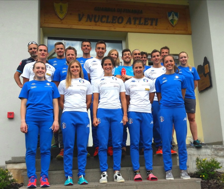 Fondo - Le squadre A maschile e femminile si trasferiscono a Lama Mocogno