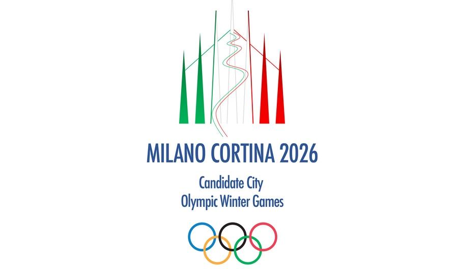 Milano Cortina 2026. La candidatura si presenta a Tokyo e svela il proprio logo