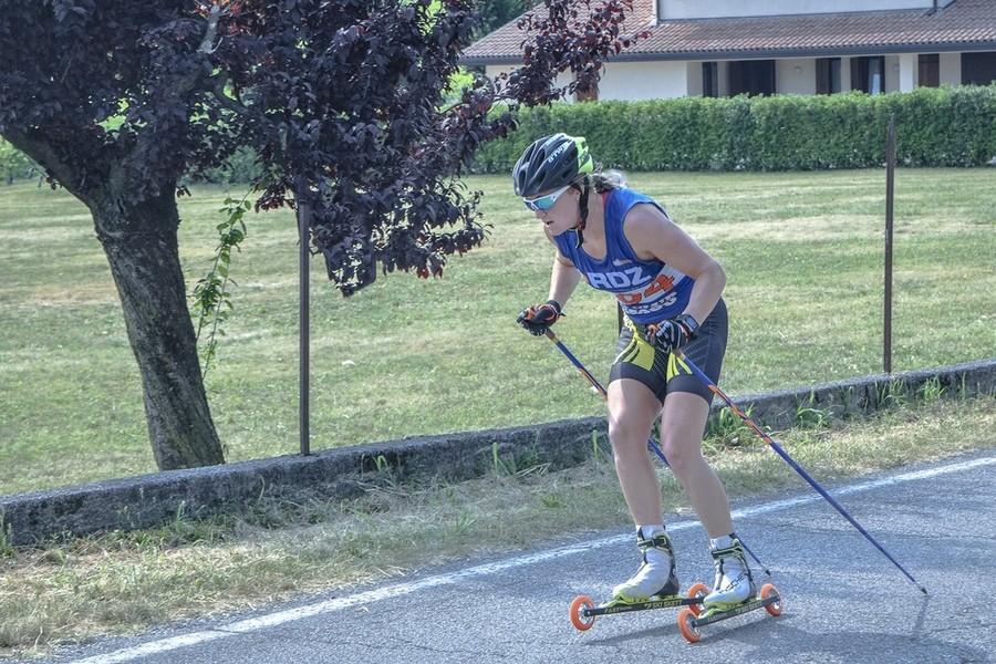 Skiroll, Campionato Italiano in salita: a Bobbio vincono Lucia Scardoni e Giandomenico Salvadori