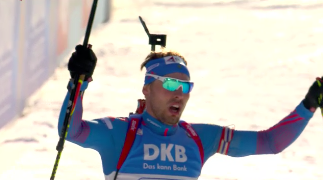 Mondiali di biathlon, finalmente podio: medaglia di bronzo alla Runggaldier!
