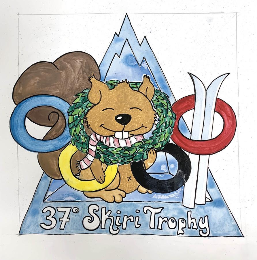 Fondo - Ecco chi ha vinto il concorso di disegno per il 37° Skiri Trophy