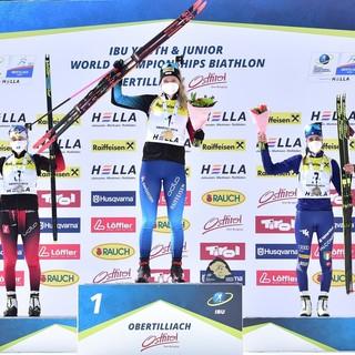 Biathlon - Rebecca Passler bronzo nell'Inseguimento