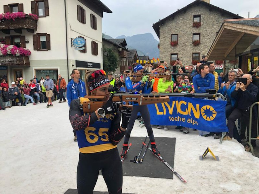 Biathlon - Gli azzurri di Coppa del Mondo ritrovano gli sci dividendosi tra Ramsau e Oberhof
