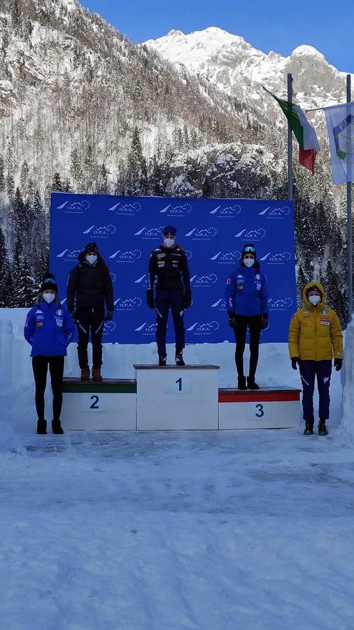 Biathlon, Alpen Cup: Michela Carrara fa segnare il miglior tempo nell'individuale, numerosi errori al tiro