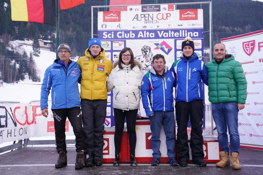 Biathlon - Soddisfazione all'interno del Comitato Organizzatore della tappa di Alpen Cup a Valdidentro