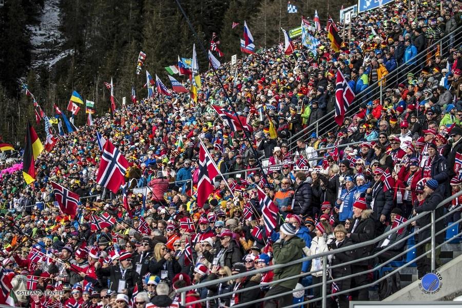 Biathlon - Positività al covid-19 nell'Italia: in isolamento i contatti diretti