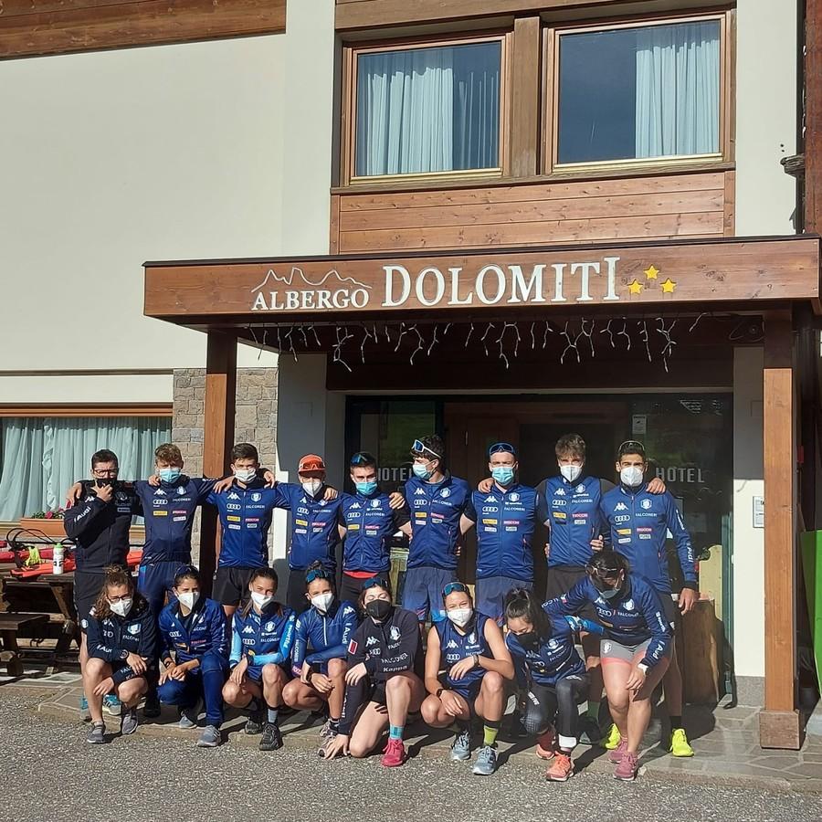 Turismo: a Passo Lavazé l'Albergo Dolomiti diventa il punto di riferimento degli atleti professionisti
