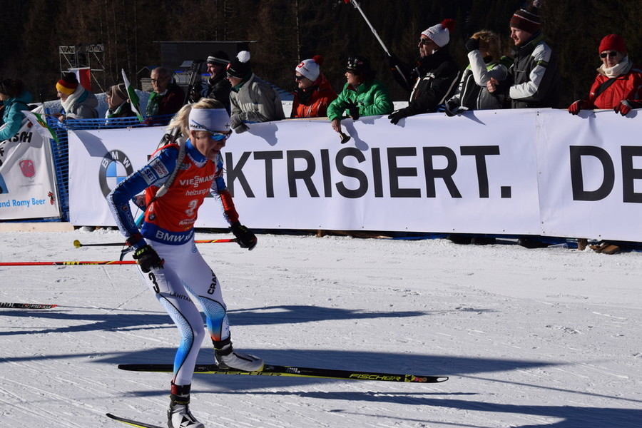 Biathlon - A Kontiolahti si gareggia: avanti ma senza pubblico!