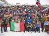 La nazionale italiana fa festa (Foto: Stefano Jeantet)
