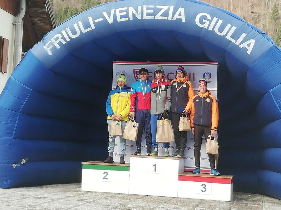 Biathlon - Campionati italiani Aspiranti: successi per Nicolò Betemps e Birgit Schoelzhorn