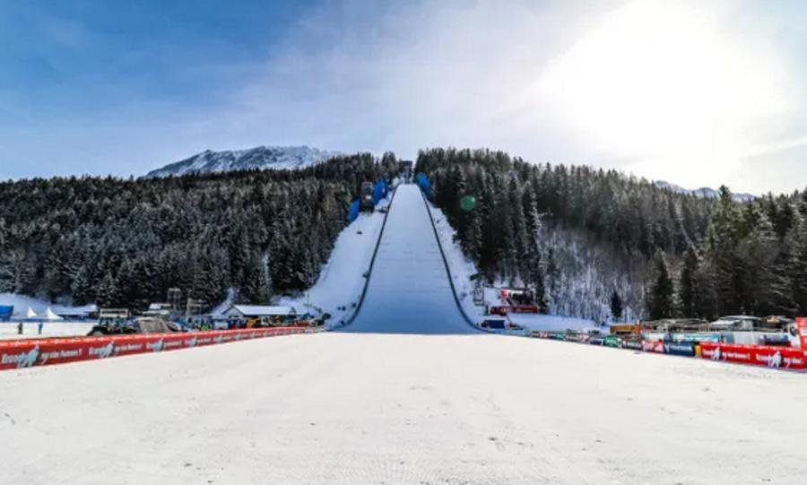 Salto con gli sci - Bad Mitterndorf ospiterà i Mondiali di Volo del 2024
