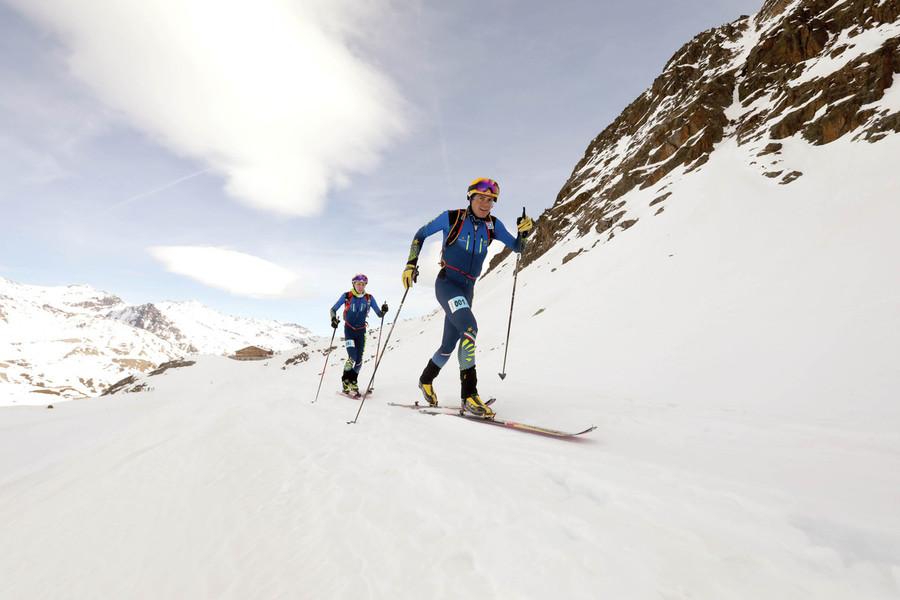 Sci Alpinismo - Tutto pronto in Val Martello per il Marmotta Trophy