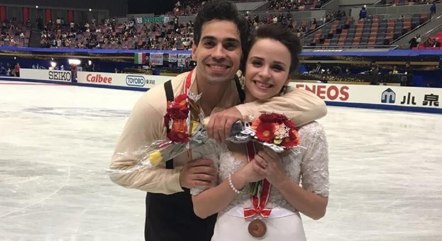 AZZURRI DELLA SETTIMANA (7) - Anna Cappellini e Luca Lanotte (danza su ghiaccio)