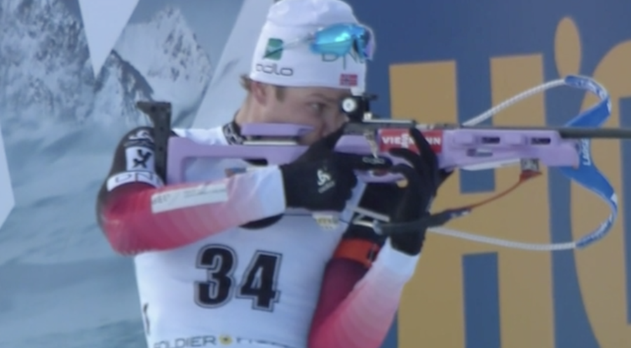 Biathlon - Nella mass start test di Sjusjoen vince Christiansen su Tarjei Bø; Johannes Bø terzo con 4 errori