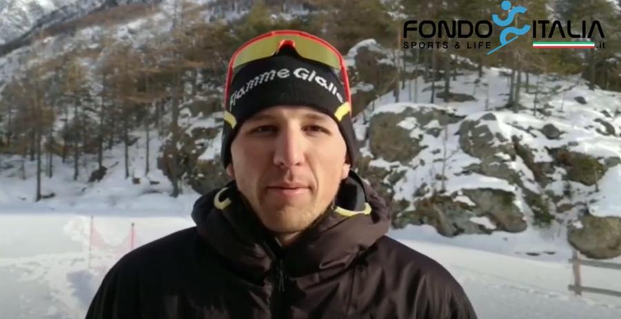 """VIDEO, Biathlon - Cedric Christille torna a vincere un titolo italiano: """"C'è ancora tanto lavoro da fare"""""""