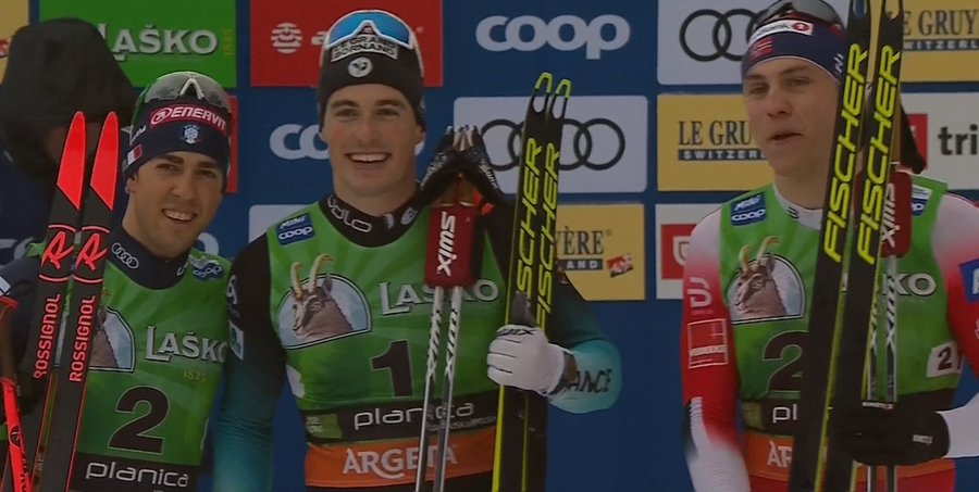 """Fondo - Lucas Chanavat si allena in Norvegia: """"Qui condizioni perfette per sciare"""""""