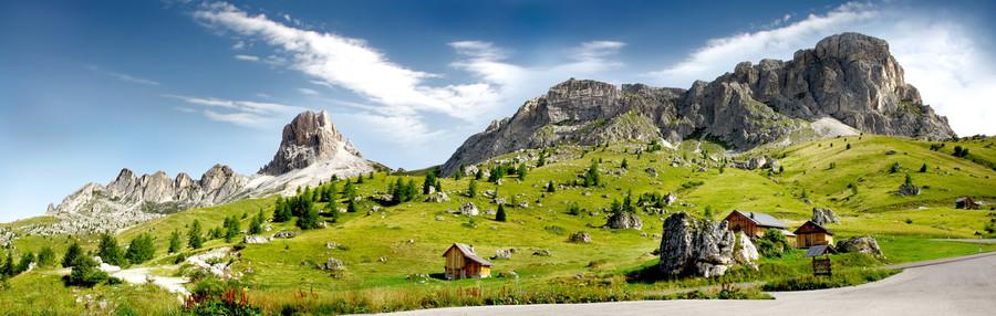 Turismo - Le montagne del Veneto sono già pronte per ripartire