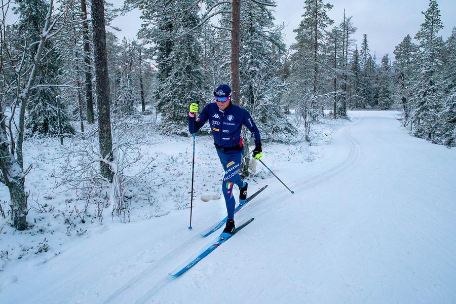"Fondo - De Fabiani: ""Ho due obiettivi: Mondiale e Tour de Ski"""