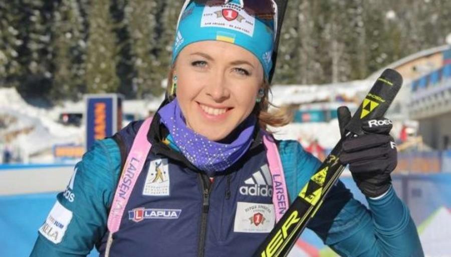 Yuliia Dzhima perfetta al poligono, vince la 15 km di Pokljuka