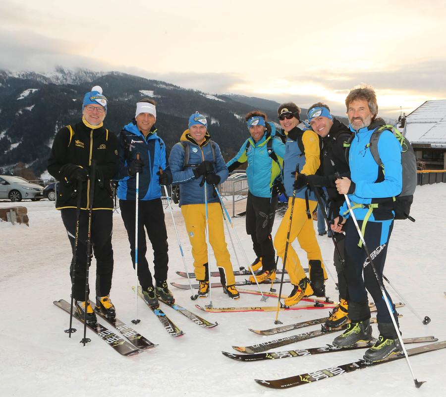 """La Sportiva Epic Ski Tour 2019 del 22 e 23 febbraio: ci sarà anche il """"Pleasure Tour"""" per i principianti"""