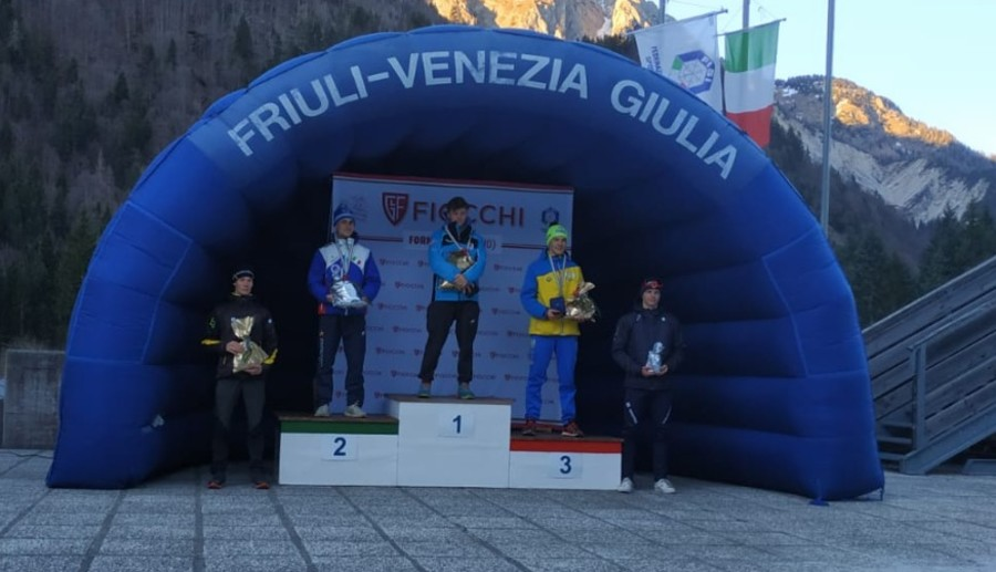 Biathlon - Campionati italiani Giovani: la pursuit incorona Elia Zeni e Linda Zingerle