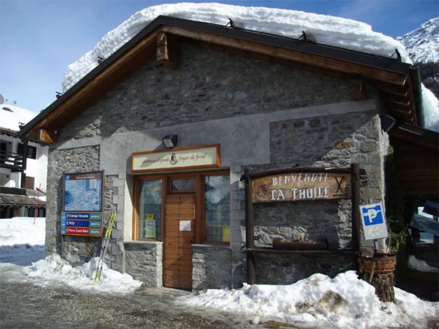 Centro Fondo La Thuile