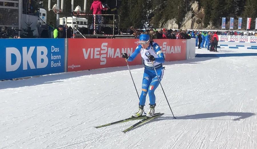 Biathlon - La start list della sprint femminile: torna Sanfilippo, Wierer avrà il 39