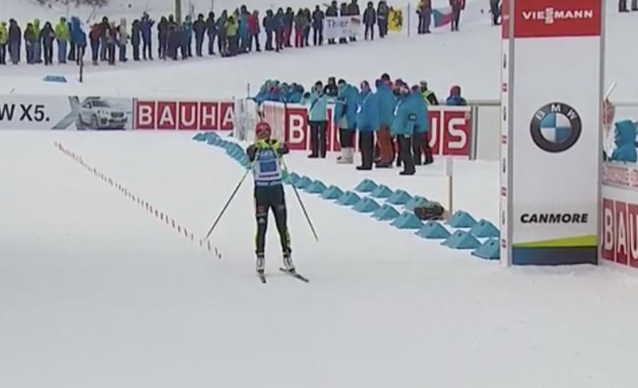 Biathlon - La staffetta femminile di Canmore è della Germania, Italia quarta