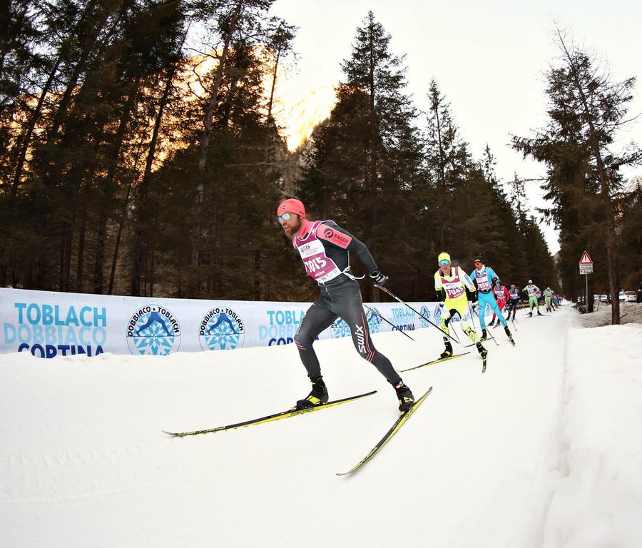 Granfondo - E gara sia! Tutto pronto per la 44a Granfondo Dobbiaco-Cortina