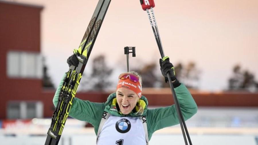 "Biathlon - Women on the Rise, Denise Herrmann: ""Al poligono spendo sempre tante energie mentali"""