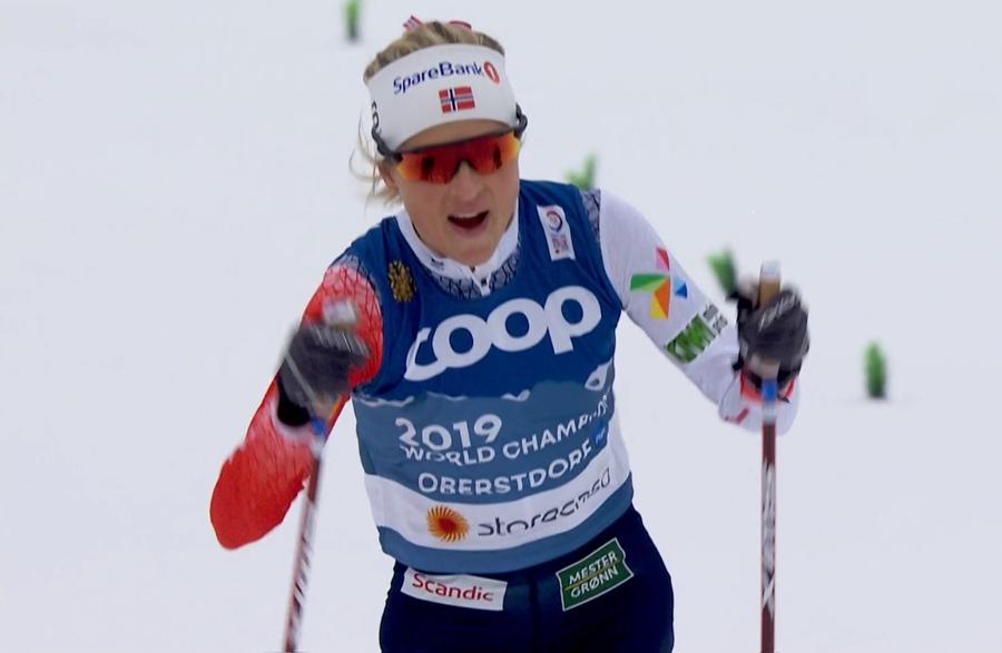 Sci di fondo - Skiathlon di Oberstdorf 2021: Johaug all'8° titolo iridato individuale. 21^ Comarella migliore azzurra