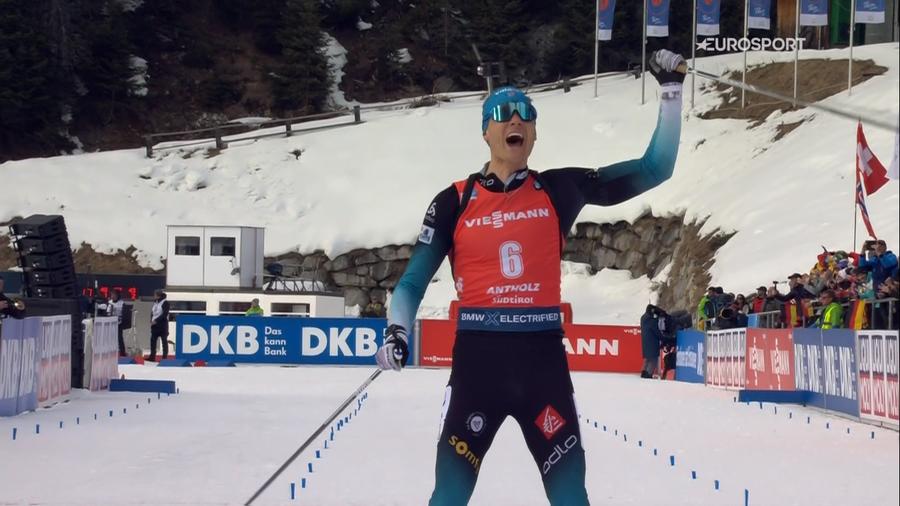 Emilien Jacquelin al primo successo della carriera sceglie il Mondiale