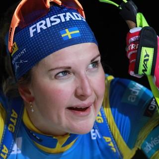 Biathlon - Johanna Skottheim ed i problemi di sonno