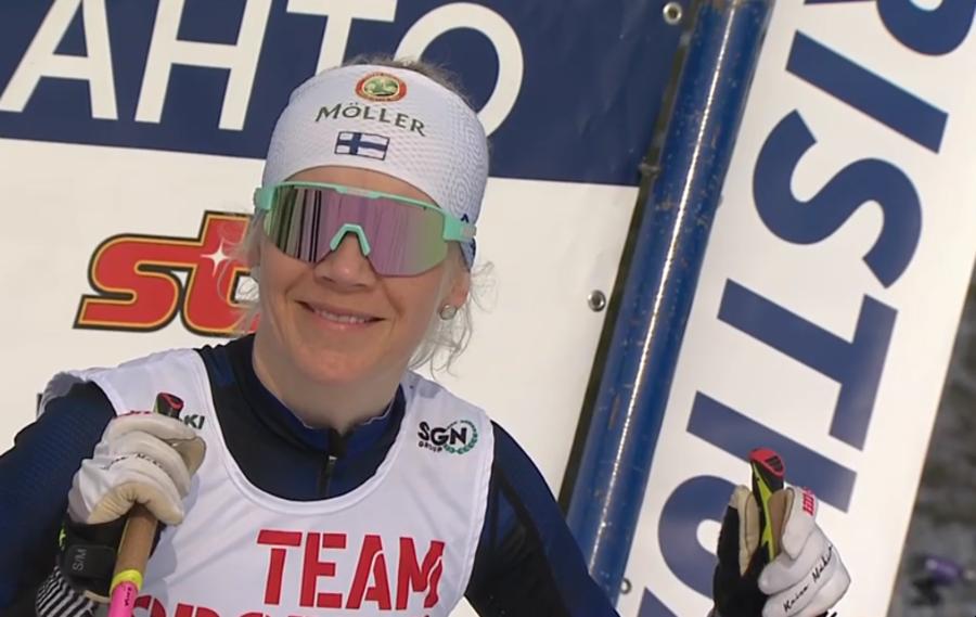 Sci di fondo – Nel Kaisa Mäkäräinen Day, è Roponen la regina della 30km; Niskanen vince la 50km dei nazionali finlandesi.