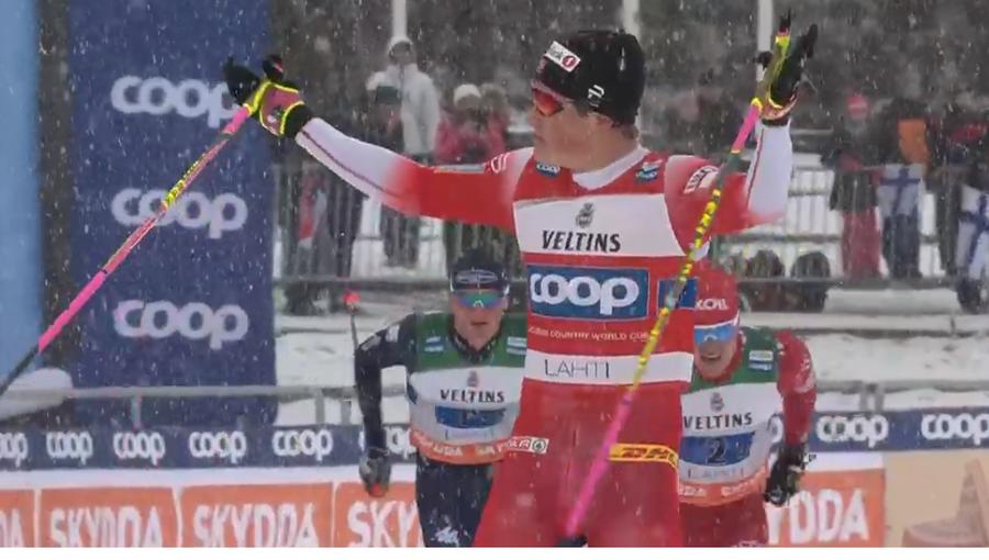 FONDO - Italia cuor di leone nella staffetta di Lahti, è 4° posto! Vince la Norvegia