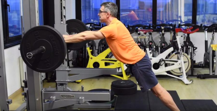 VIDEO - Vincenzo Lancini e il primo Circuit Training