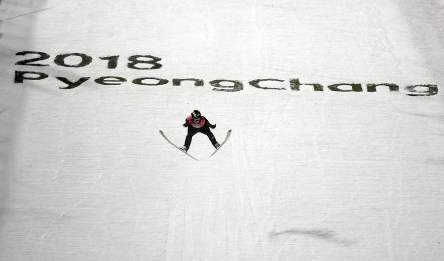 Maren Lundby alle Olimpiadi di PyeongChang 2018