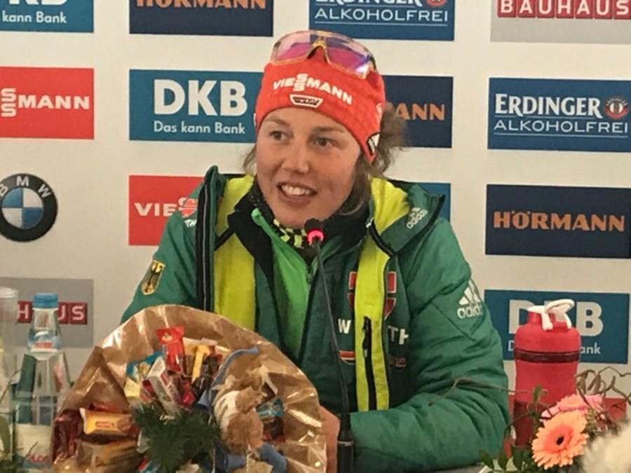 """Biathlon - Segnali positivi da Laura Dahlmeier? L'allenatore: """"Non è escluso gareggi già a dicembre"""""""