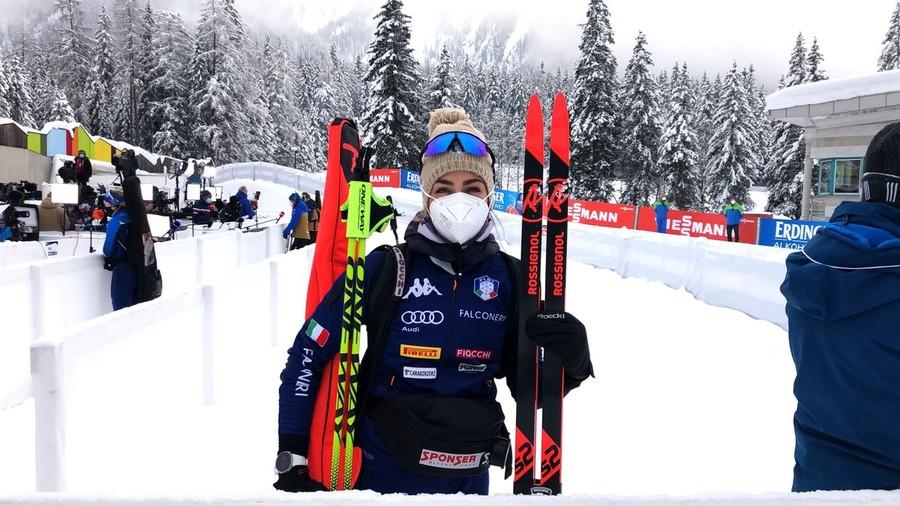 """Biathlon - Lisa Vittozzi: """"Cercherò di risolvere i miei problemi a terra per tornare al mio vero livello"""""""