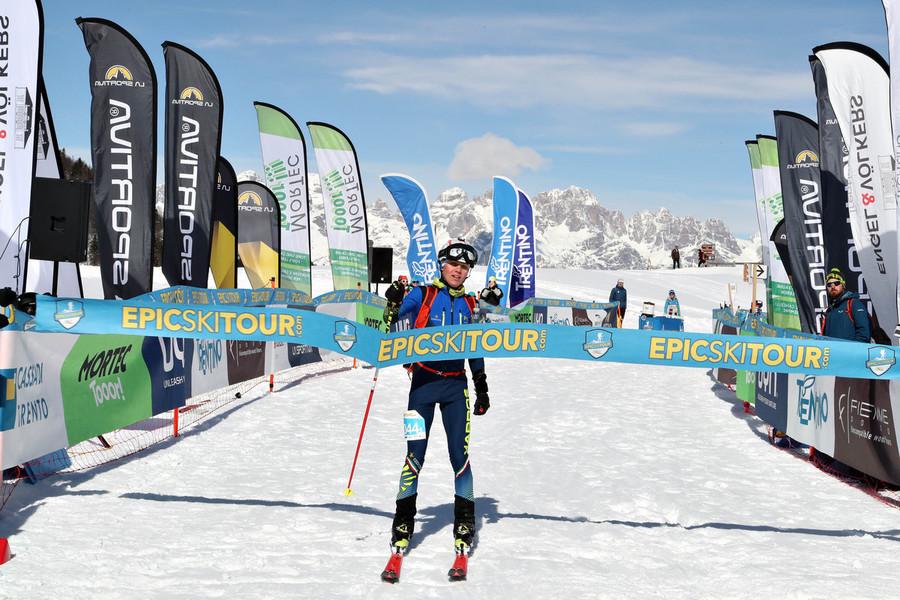 Sci Alpinismo - Epic Ski Tour: vittorie per Davide Magnini ed Alba De Silvestro