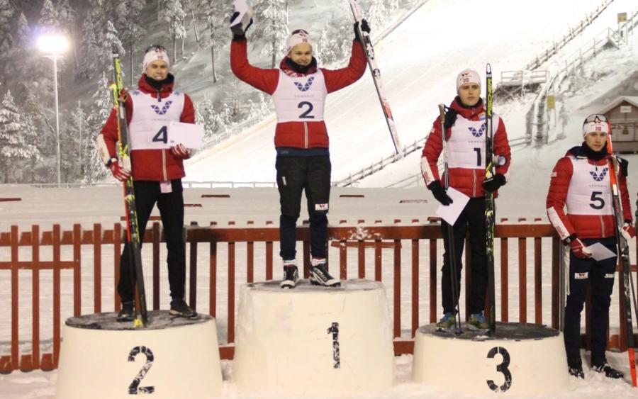 FIS Nordic Combined - Antton Lamsa