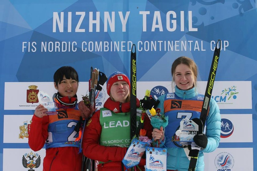 Credits: FIS Nordic Combined