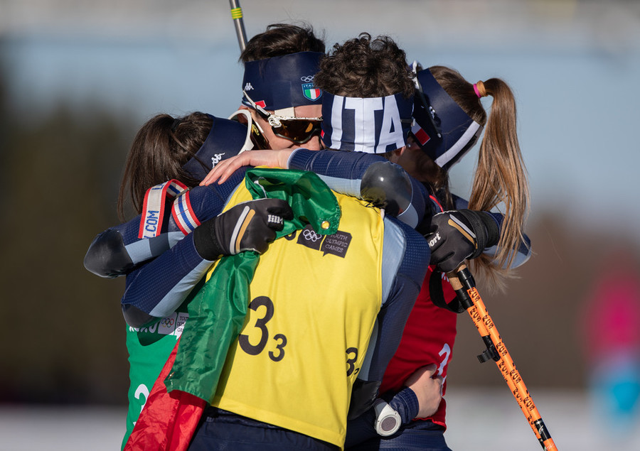 Foto Credit: Olympic Information Services