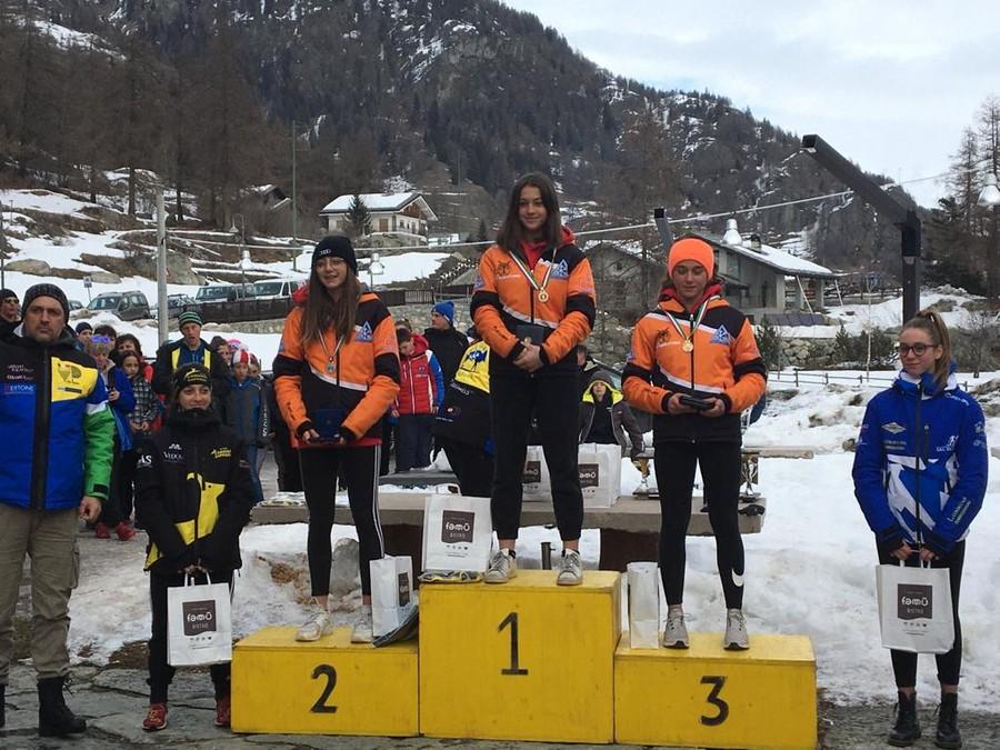Biathlon - Campionati italiani U15 e U13, pursuit: vincono Bétemps, Piacenza, Rossi e Ballan