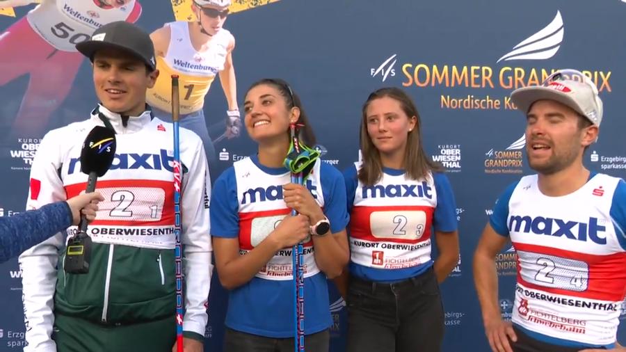 Combinata Nordica - La Val di Fiemme ospiterà la prima storica staffetta mista di Coppa del Mondo?