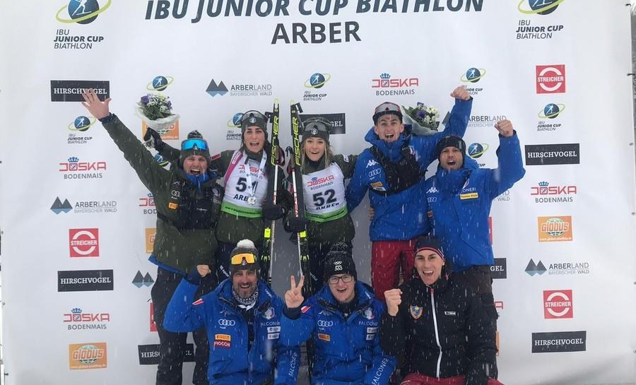 Biathlon, IBU Cup Junior: Rebecca Passler seconda nella sprint femminile di Arber, vince Lisa Maria Spark