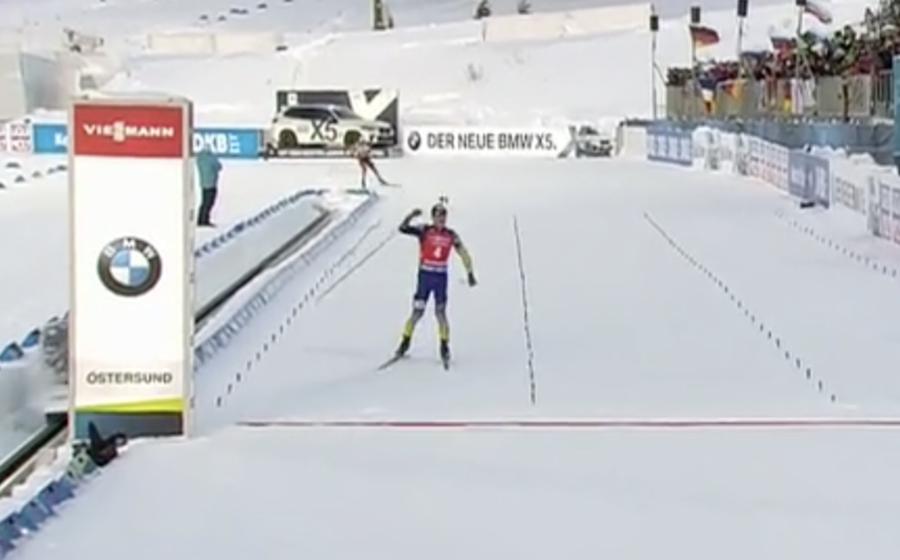 Mondiali Östersund - Bø fa harakiri: Pidruchnyi oro a sorpresa nell'inseguimento