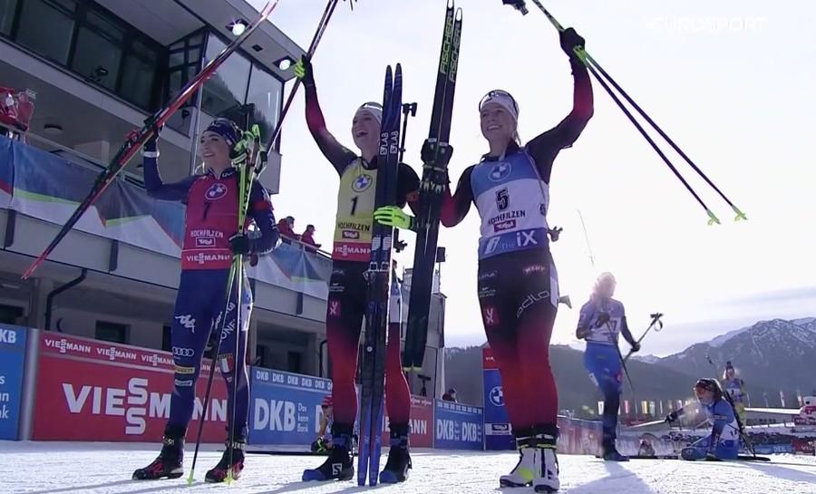 Biathlon - Di nuovo Anterselva: al giro di boa, in tre per la Coppa, ma il bello deve ancora arrivare